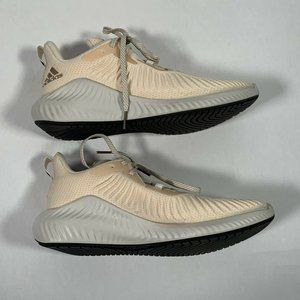 Adidas Mens Size 8 AlphaBounce Running Sneakers